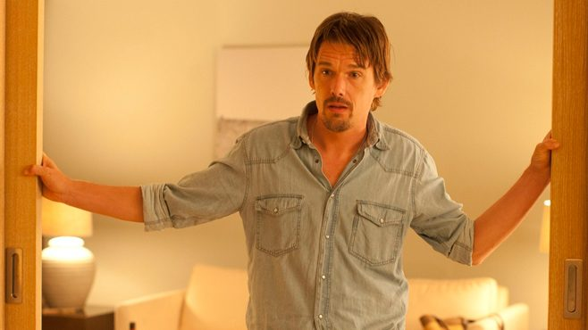 Ethan Hawke Joins 'Cut Throat City'