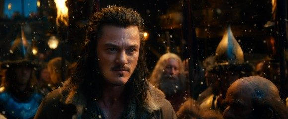 Luke Evans as Bard in 'The Hobbit: The Desolation of Smaug' and 'The Hobbit: There and Back Again'