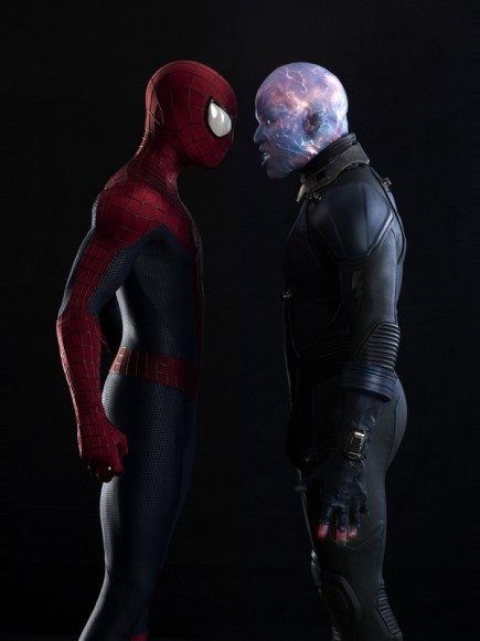 amazing spider man 2 spidey and electro