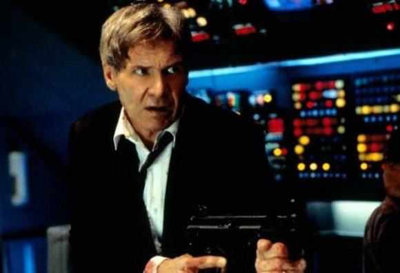 harrison ford air force one