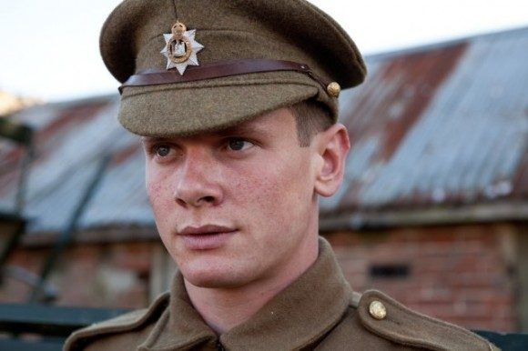 Jack O'Connell, seen here in 2012's WWI drama 'Private Peaceful'