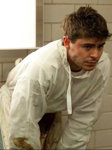 Zac Effron as Dr. Jim Carrico