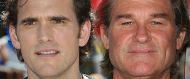 Kurt Russell and Matt Dillon star in 'The Art of the Deal'.