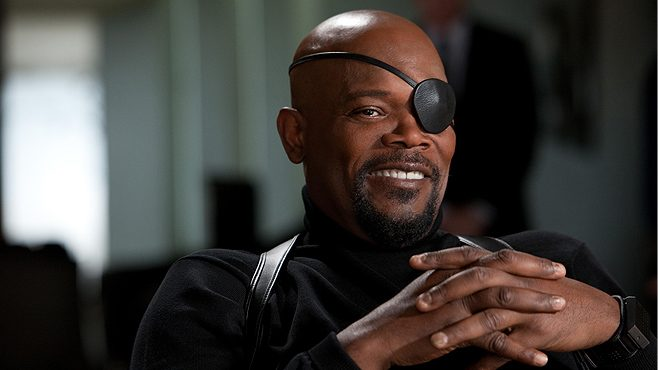 Nick Fury May Appear in 'Captain Marvel'