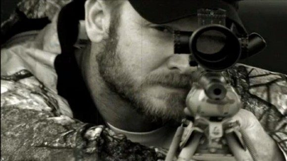 Chris Kyle, subject of 'American Sniper,' which is based on his autobiography. Kyle was killed this past February by fellow veteran Eddie Ray Routh, whom Kyle and a friend were reportedly trying to help cope with PTSD.