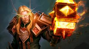 Is this the guy in the upper left. Um, no, it's actually a blood elf from World of Warcraft. But he looks like he fits, right?