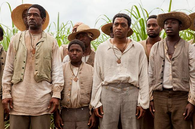 Chitwetel Ejiofor is a frontrunner for Oscar's Best Actor in '12 Years A Slave'