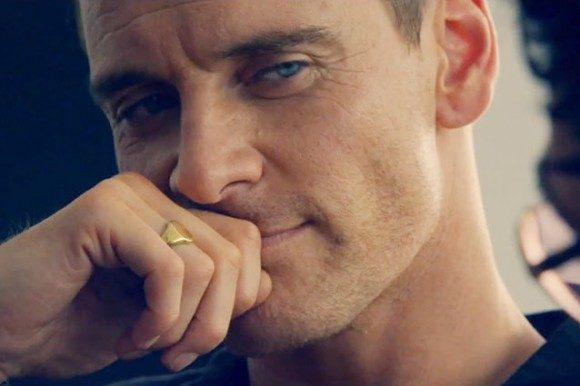 Michael Fassbender in 'The Counselor'