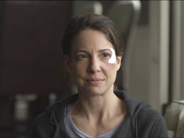 Robin Weigert of 'Concussion'