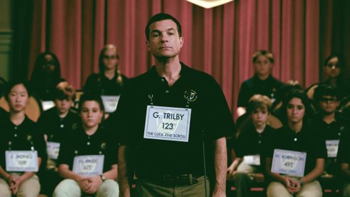 Jason Bateman as Guy Trilby competing against 10 year olds
