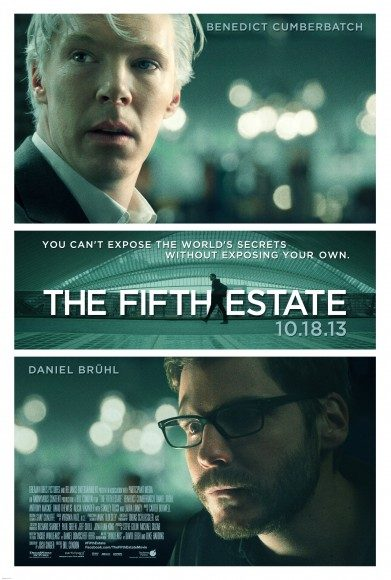 'Fifth Estate' Poster