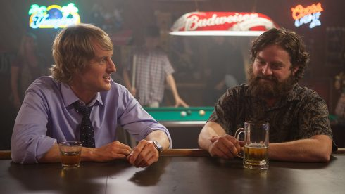 Owen Wilson and Zach Galifianakis in 'You Are Here'