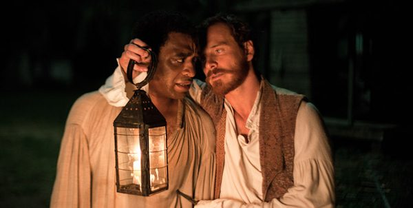 '12 Years A Slave' Wins Rave Reviews At TIFF