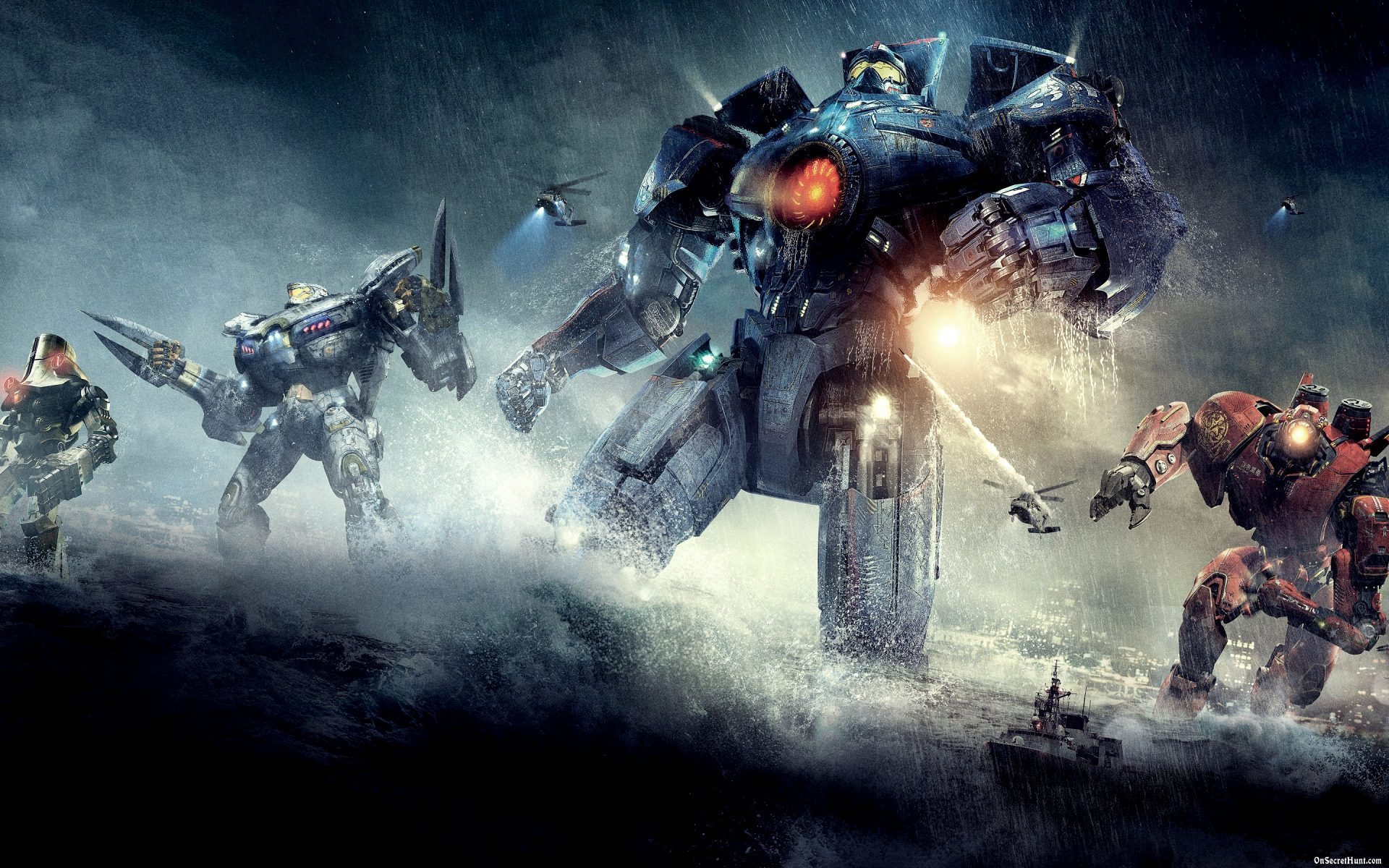 'Pacific Rim': A Love Letter to the Monsters of Old