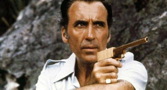 christopher lee golden gun