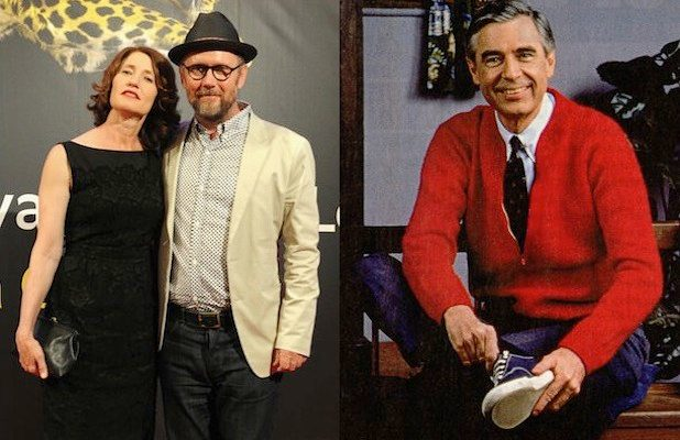 Valerie Faris and Jonathan Dayton to direct Fred Rogers biopic