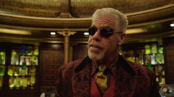 Did Ron Perlman ever find his other shoe? Will we find out?