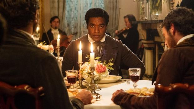 Backstage Drama for Oscar Champ '12 Years a Slave'