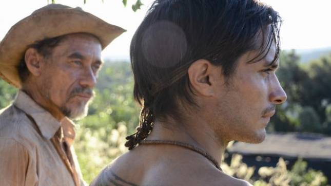 Gael Garcia Bernal stars as a mysterious shaman in 'El Ardor' and English-language film.