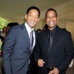 Will Smith (left) and Denzel Washington (right)