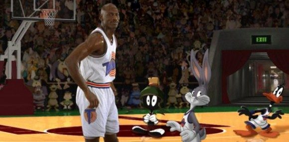 Michael Jordan in 'Space Jam'