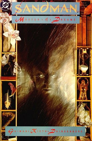 Cover of 'The Sandman' #1