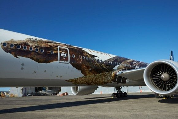 "Air New Zealand's ""Smaug"""