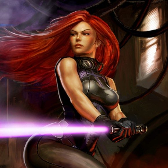 By the end of 2015 Jar Jar Binks will still be canon but Mara Jade might not. This has been your depressing thought for today.