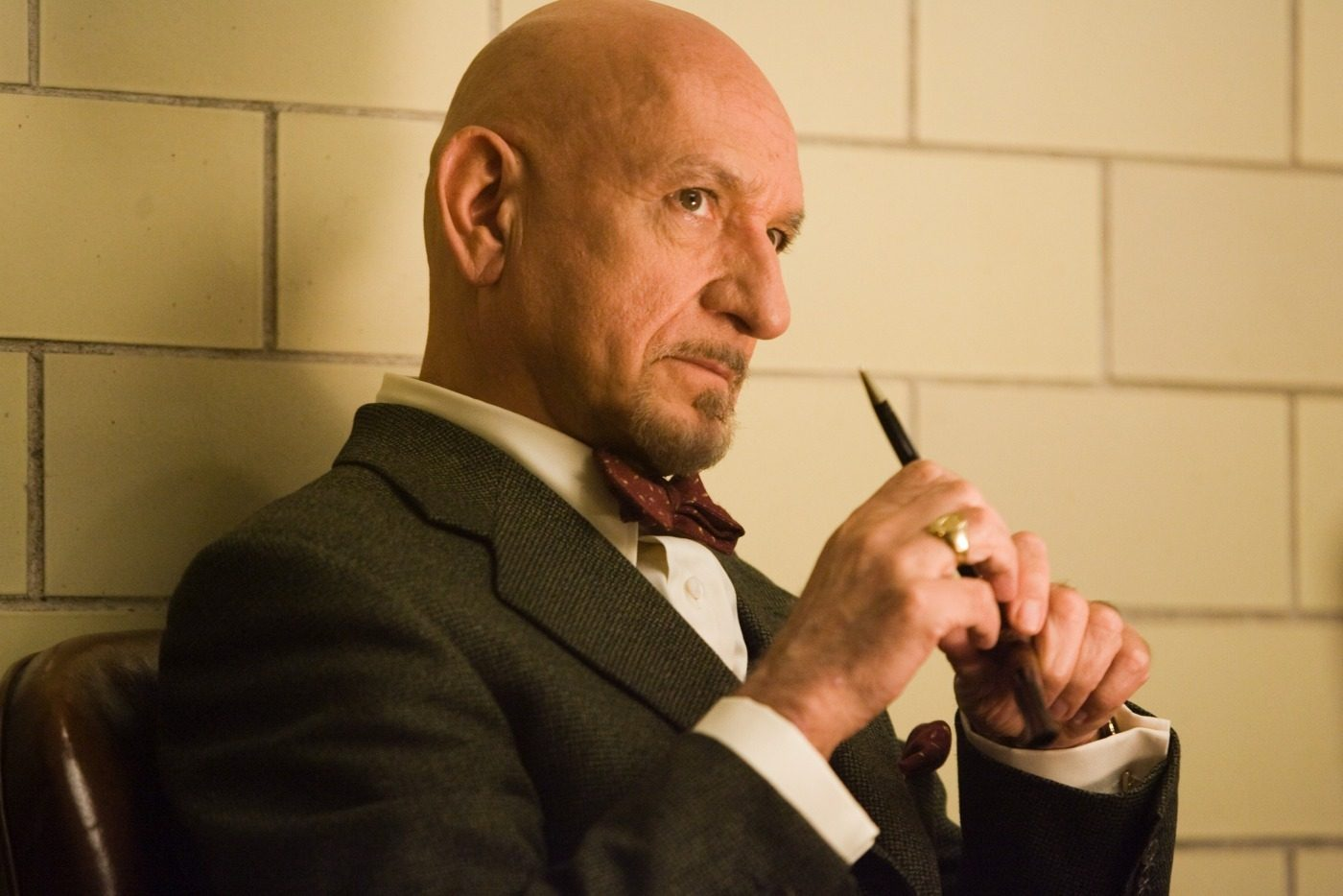Ben Kingsley to play Salvador Dalí