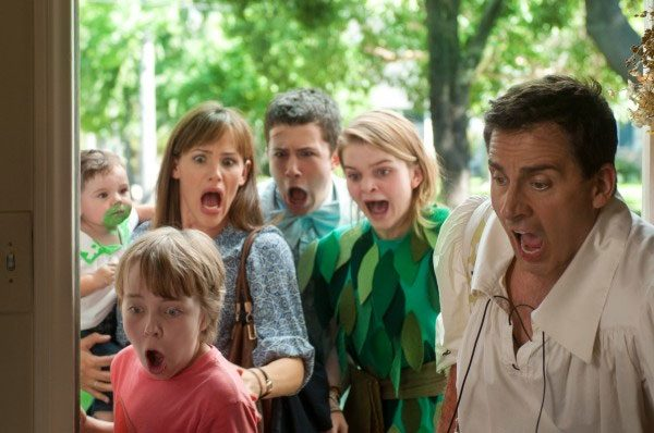First Image of Disney's 'Alexander and the Terrible, Horrible Very Bad Day' with Steve Carell and Jennifer Garner.