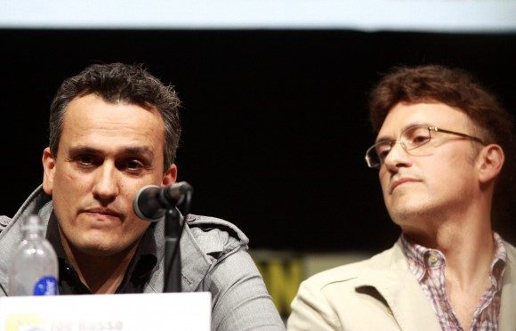 Directors Joe (left) and Anthony Russo