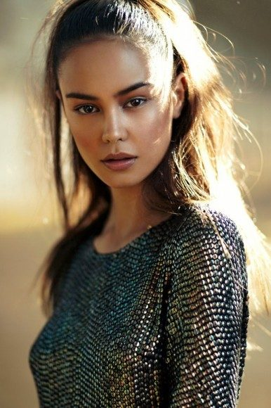 Australian model and rookie actress Courtney Eaton will play the female lead in 'Gods of Egypt'