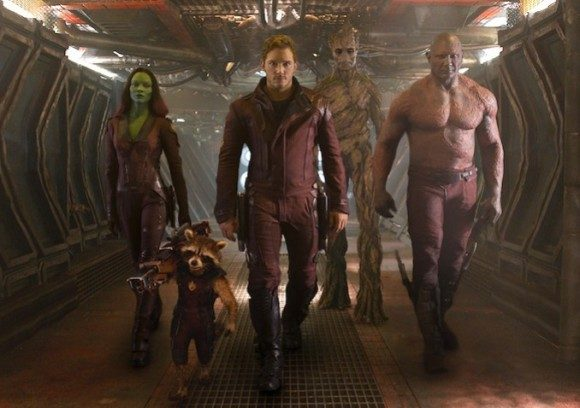 The stars align for 'Guardians of the Galaxy,' in theaters Aug. 1.