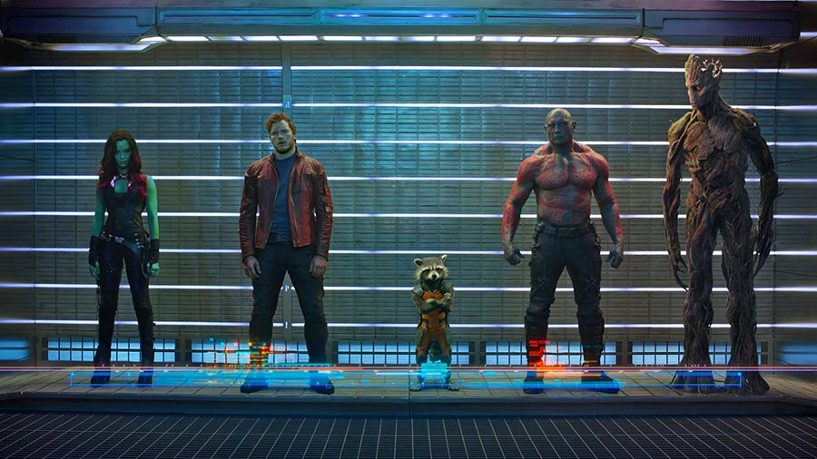 'Guardians of the Galaxy' Cast Releases Letter of Support for James Gunn