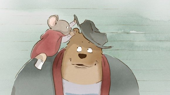 Oscar nominee 'Ernest and Celestine' will be showing off its star-studded English dub at NYICFF