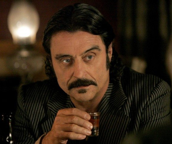 DEADWOOD: Ian McShane