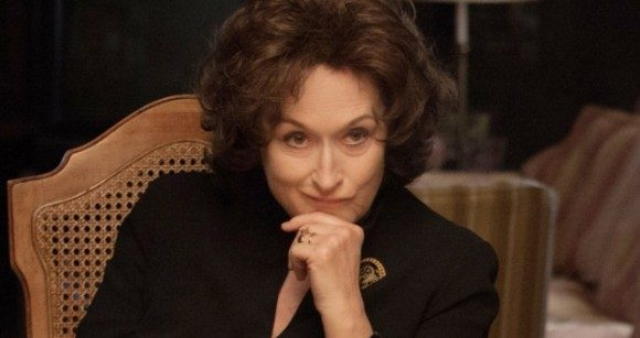 Meryl Streep in 'August: Osage County'