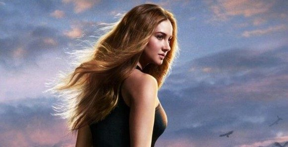 Shailene Woodley in Summit Entertainment's 'Divergent'