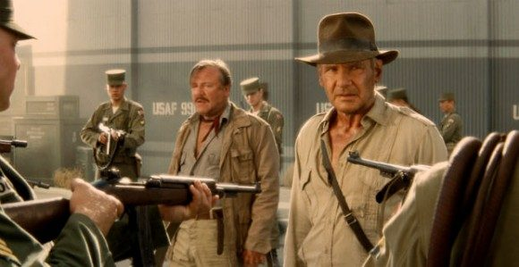 Harrison Ford in 'Indian Jones: The Kingdom of the Crystal Skull' (2008)