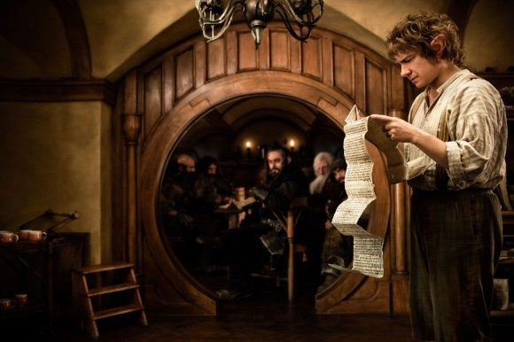 bilbo reading