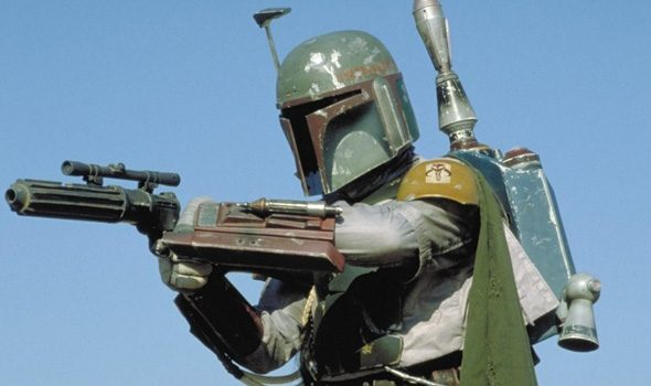 Boba Fett: An Unintentional Icon