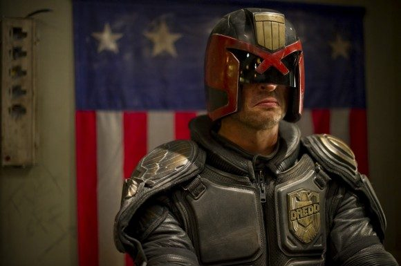 At least Dredd understood the importance of never taking off the helmet... and he's probably never getting a sequel.