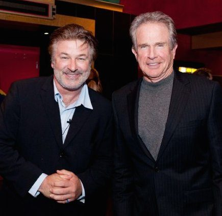 Alec Baldwin Warren Beatty