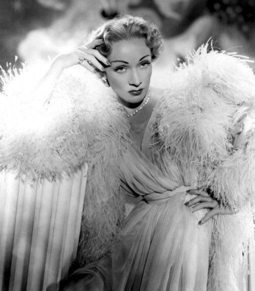 Dietrich in Stage Fright