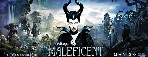 New Trailer for Angelina Jolie's 'Maleficent'