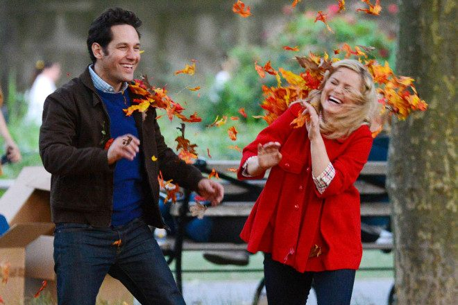 Movie Review They Came Together Mxdwn Movies
