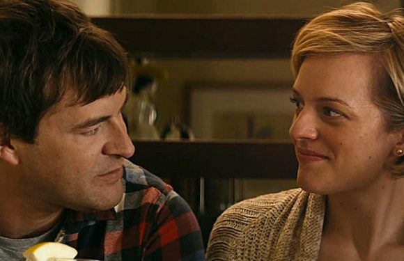 Mark Duplass and Elisabeth Moss in 'The One I Love'