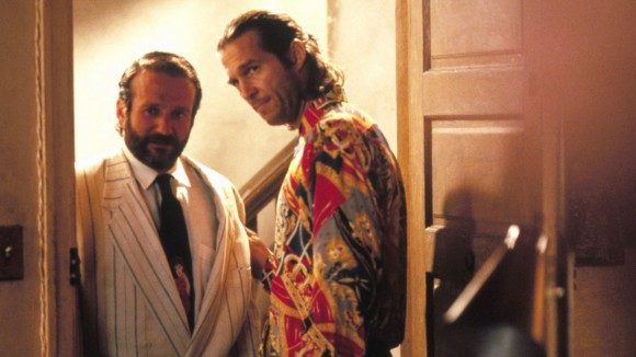 THE FISHER KING, from left: Robin Williams, Jeff Bridges, 1991, Columbia Pictures/courtesy Everett C