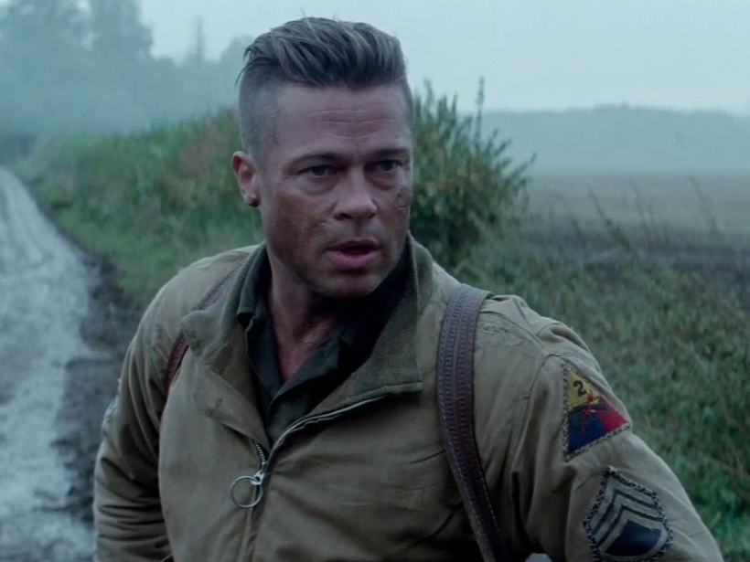 Release Date Set for Brad Pitt WWII Spy Romance