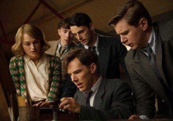 imitation game cumberbatch knightley